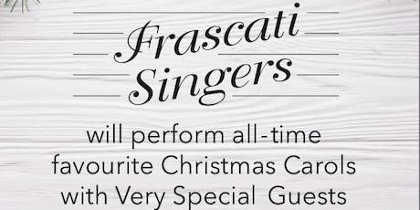 Frascati Singers Annual Christmas Concert tickets