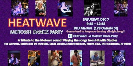 HEATWAVE Motown Dance Party