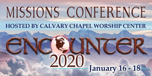 "Missions Conference ""Encounter 2020"""