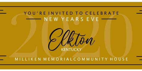 Elkton's Roaring 2020 New Years Eve tickets