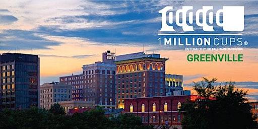 1 Million Cups - Greenville, SC #1mc #1mcgvl - December 18, 2019