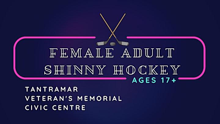 2020-21 Adult Female Shinny Hockey image