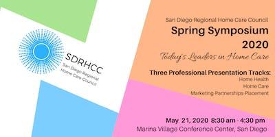 SDRHCC 2020 Spring Symposium