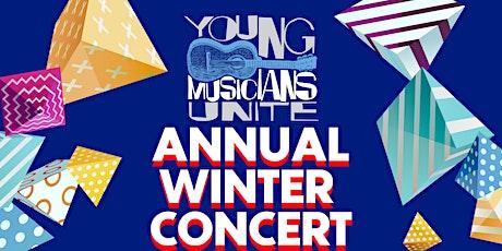 YMU Annual Winter Concert tickets