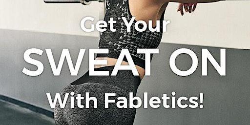 FREE F45 class inside Fabletics!