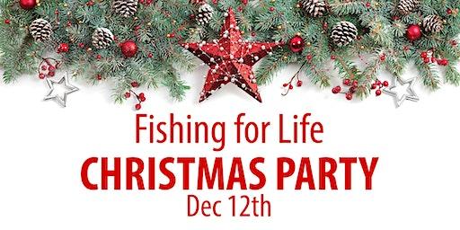 2019 Fishing for Life Christmas Dinner & Program Featuring Julie Von Vett - Dec 12