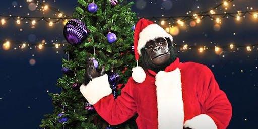 Kids Club Gorilla Claus