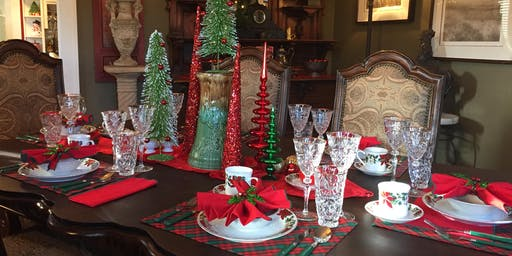 MANTELS AND TREES HOLIDAY HOME TOUR