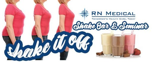 Build Your Own Shake Bar to Shake Off The Weight