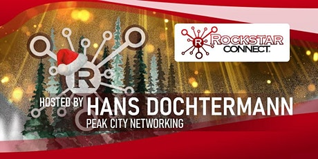 Free Peak City Rockstar Connect Networking Event (December, Apex NC) tickets