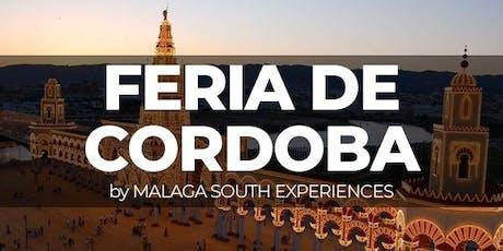 ★ Viaje a la Feria de Córdoba ★★ by MSE Malaga★ tickets