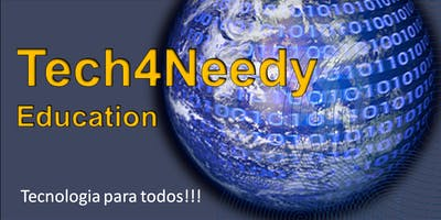 Tech4Needy Education - Curso de Tecnologia TURMA 01 - JAN a MAR/2020