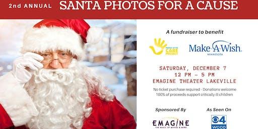 2nd Annual Santa Photos For A Cause