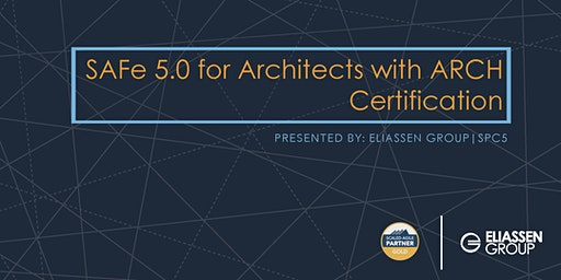 SAFe 5.0 for Architects with ARCH Certification - Columbus - August
