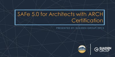 SAFe 5.0 for Architects with ARCH Certification - Reading/Boston - Sept