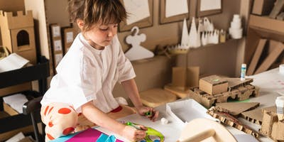 Let's play! MÅLA Studios Craft Activity at IKEA Norfolk