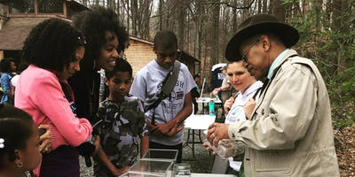 Outdoor STEAM in association with the Atlanta Science Festival