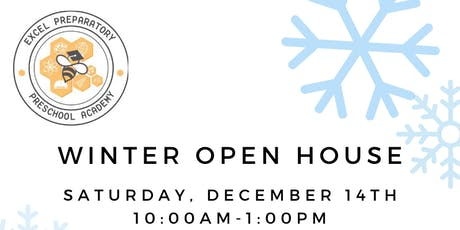 Excel Preparatory Academy Winter Open House tickets
