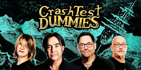 Crash Test Dummies at The Stationery Factory tickets