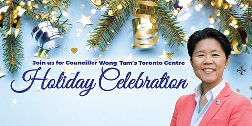 Toronto Centre Holiday Celebration