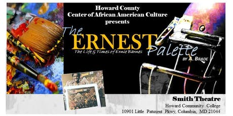 The Ernest Palette - The Life and Times of Ernie B tickets