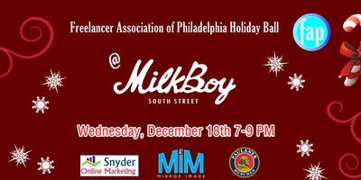 Freelancers Association of Philadelphia Holiday Ball