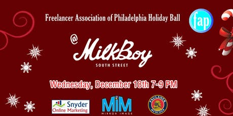 Freelancers Association of Philadelphia Holiday Ball tickets
