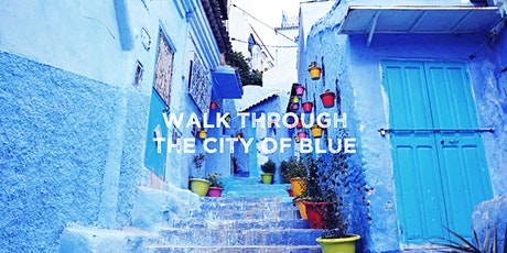 ★Trip to Morocco & Blue Cities Weekend ★by MSE Malaga tickets