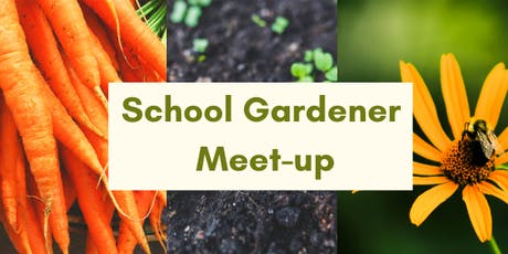 April School Gardener & Outdoor Educator Meet-up tickets