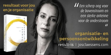 Hello Radio Live: 'Dagboek van Bewust Leiderschap' van Jos Claessens tickets