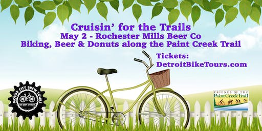 Cruisin' for the Trails - Charity Bike Ride