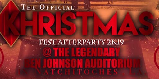 Official Khristmas Fest Afterparty 2K19