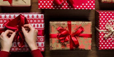The Flats Fort Collins Gift Wrapping Party!