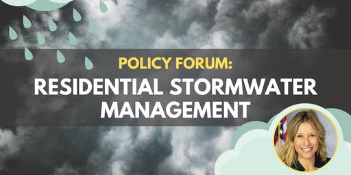 Policy Forum: Residential Stormwater Management