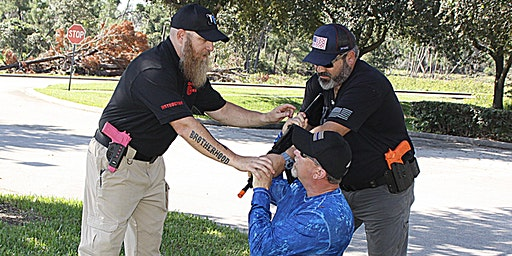 Firearms Takeaway & Retention -- First Responders/Military ONLY