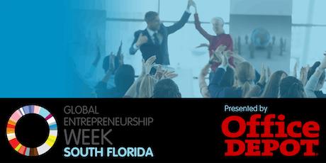 Global Entrepreneurship Week South Florida 2020 tickets