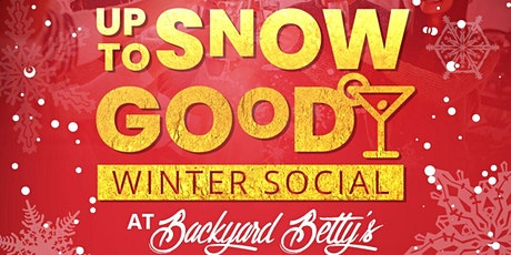 Up To Snow Good tickets