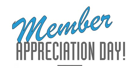 The Athletic Room - Member  Appreciation Day! tickets