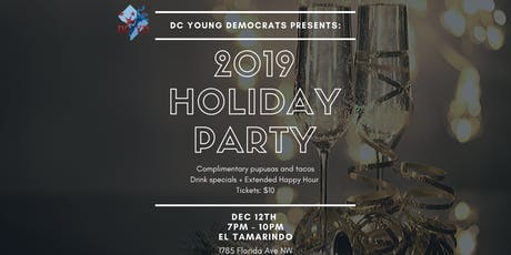 DCYD 2019 Holiday Party tickets