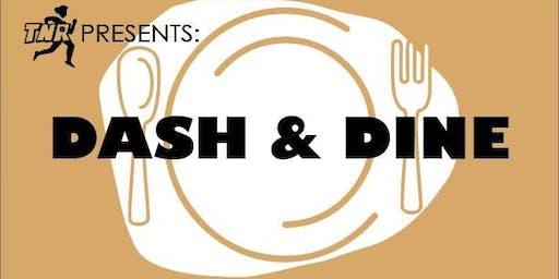 TNR Dash & Dine: Jitters Coffee