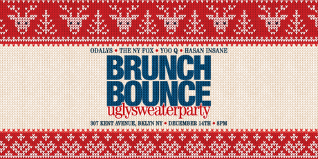 Ugly Sweater Party in Williamsburg tickets