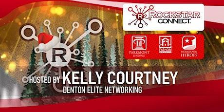 Free Denton Elite Rockstar Connect Networking Event (December) tickets