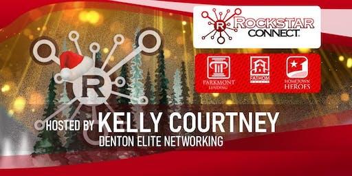 Free Denton Elite Rockstar Connect Networking Event (December)
