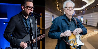 Fred Armisen & Bill Frisell: Comedy for Guitar Players