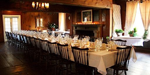 Valentine's Downton Abbey Dinner  Feb 14