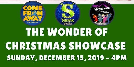 The Wonder of Christmas Showcase