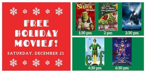 Free Holiday Movies
