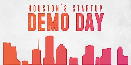 Houston Startup Demo Day tickets