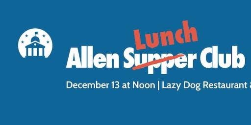 Allen Lunch Club