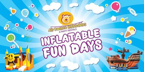 Inflatable Fun Days tickets